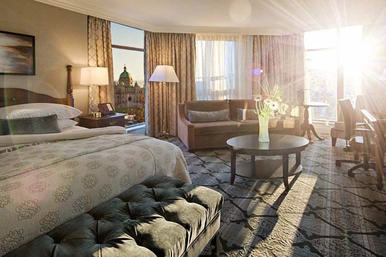 Inside Magnolia Hotel and Spa
