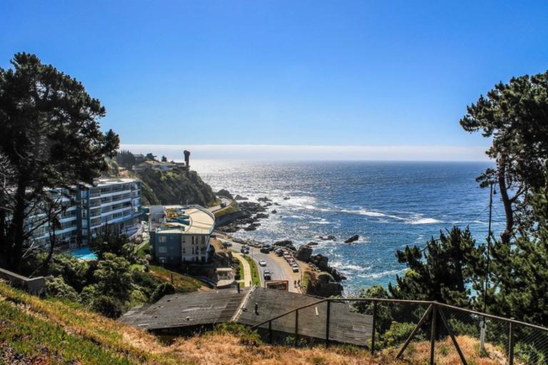 Restaurant y Hotel Oceanic