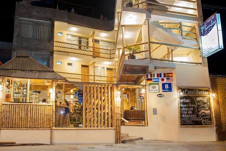 Casa de Bamboo