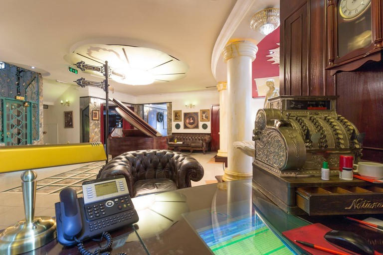 The high end of boutique accommodation