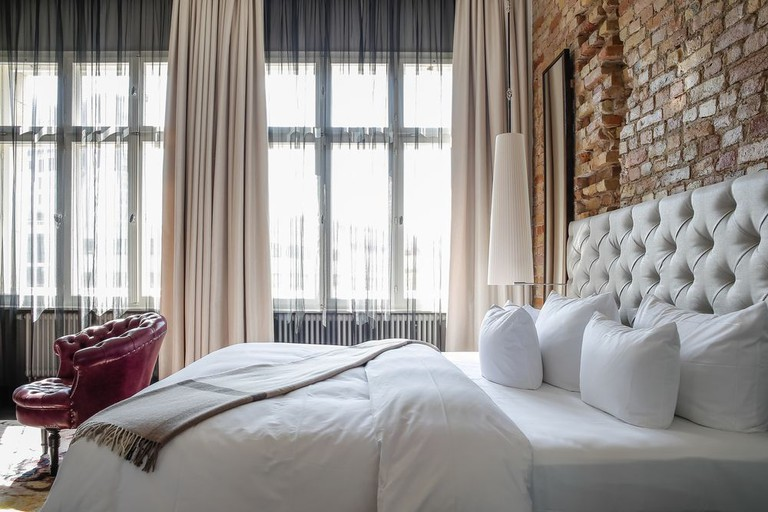 Hotel Zoo reopened in 2014 following two years of restoration