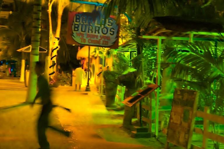 Burros Bar