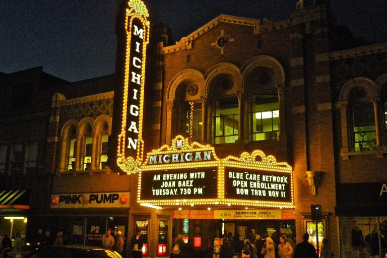 Michigan Theater | © PunkToad/Flickr