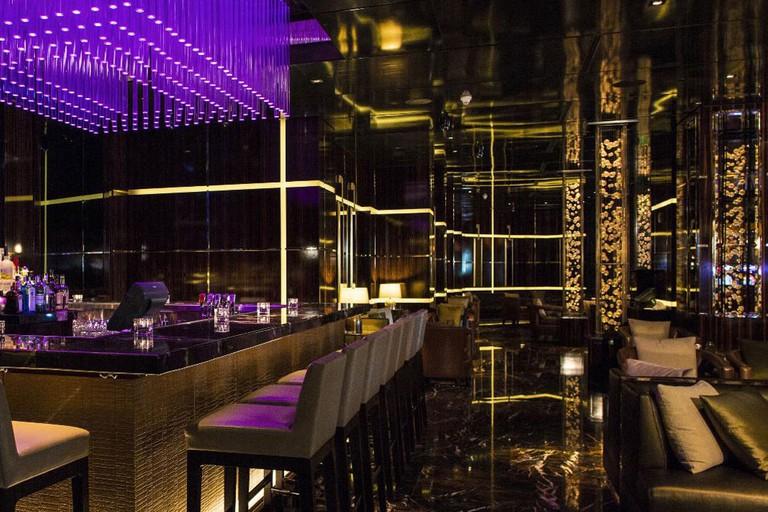 The Moon Bar at Atlantis