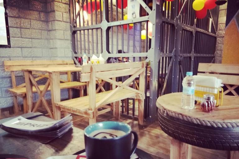 Cafe Prizon