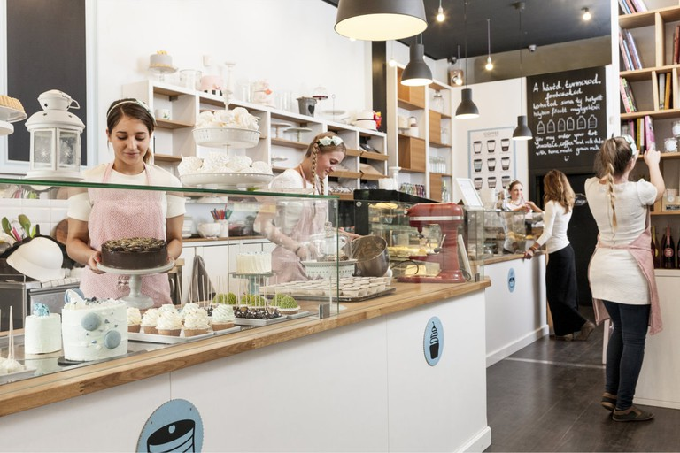 Cake Shop Budapest specialises in cakes made to order