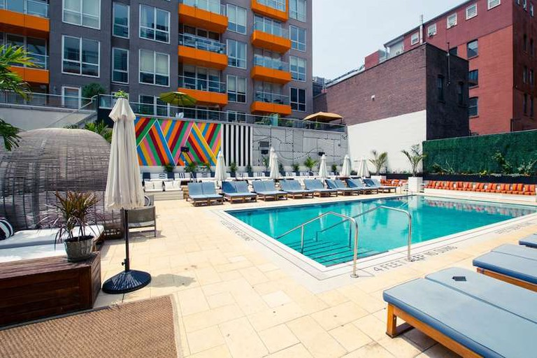McCarren Hotel & Pool, Brooklyn