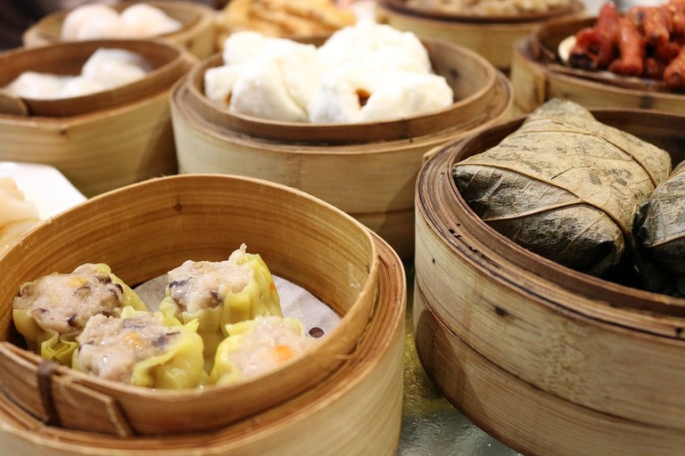 Dim sum of all varieties | © chaliceks/Pixabay