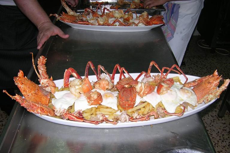 Restaurante Jàgaro, Maó