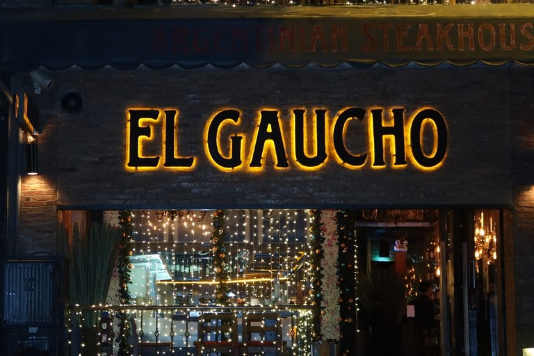 El Goucho serves the best steak around