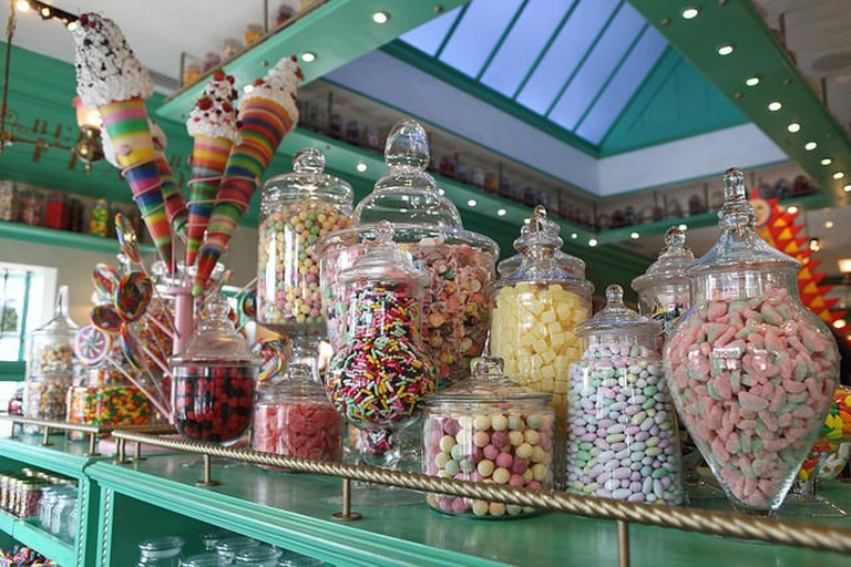 Honeydukes, Universal Island of Adventure