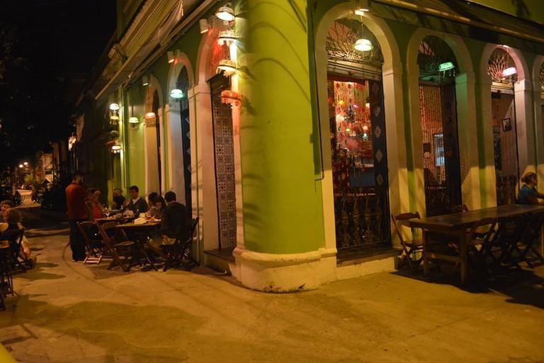 Bar do Horto, Rio de Janeiro