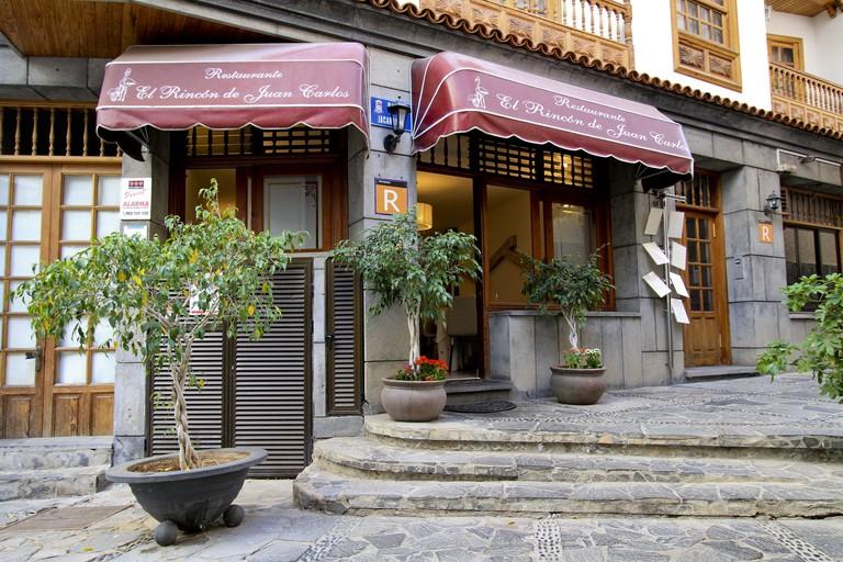Restaurante El Rincón de Juan Carlos, Santiago del Teide