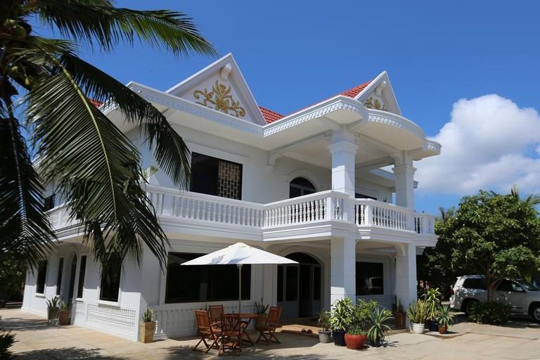 Kep Villa, Krong Kaeb