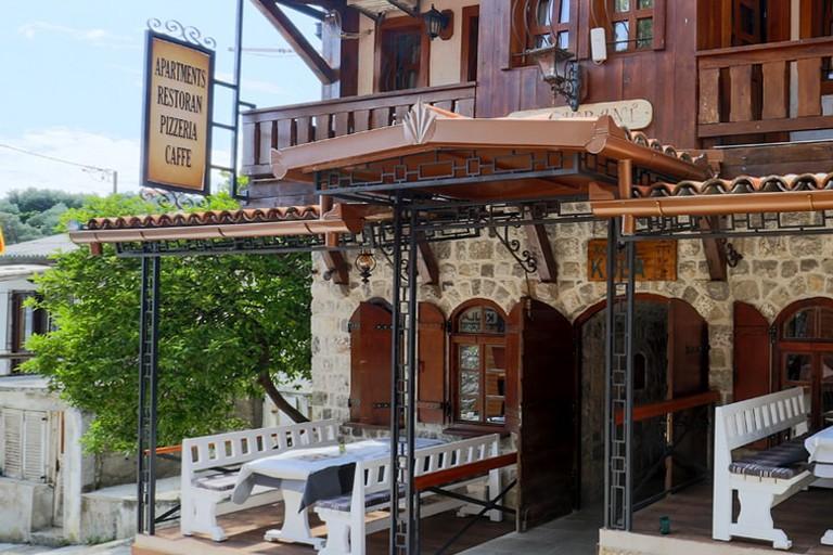 Konoba Buta, Stari Bar