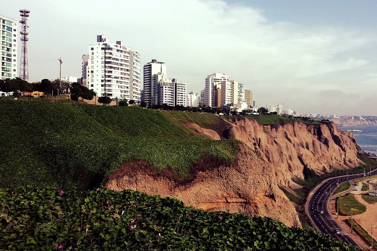 The beautiful Miraflores