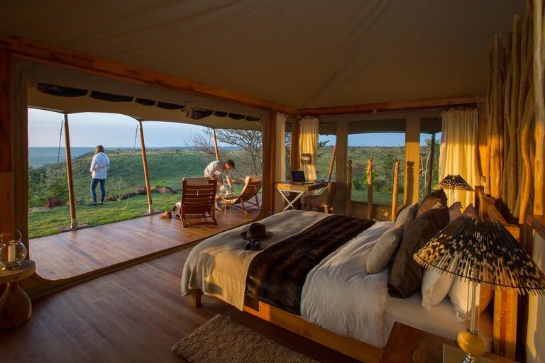 Loisaba Tented Camp, Kenya