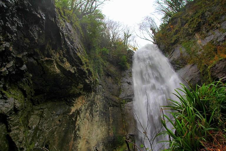 Makhuntseti Waterfall