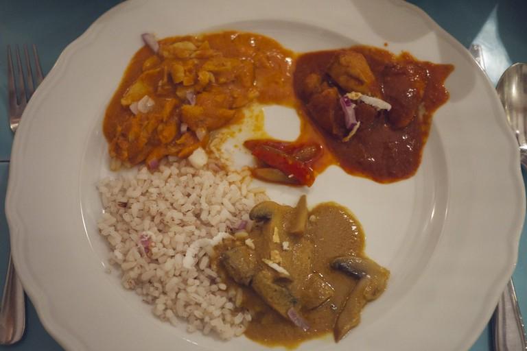 Goan food at Mum's Kitchen
