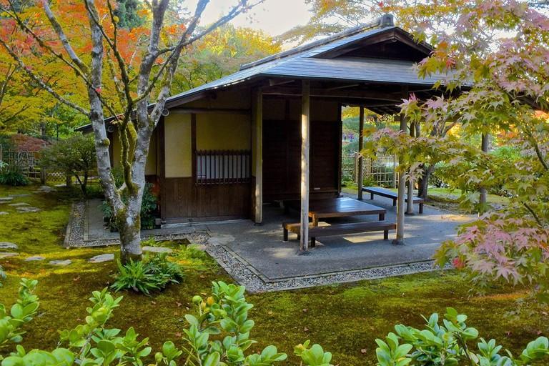 Shoseian Tea house