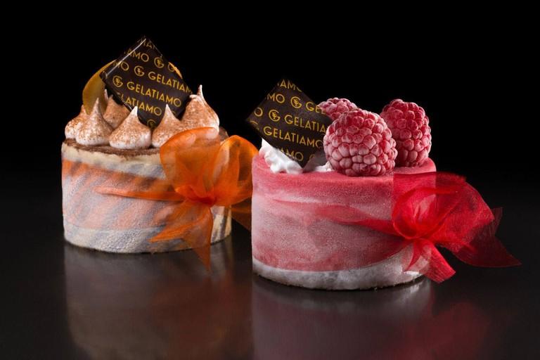 Gelato Mini Cakes