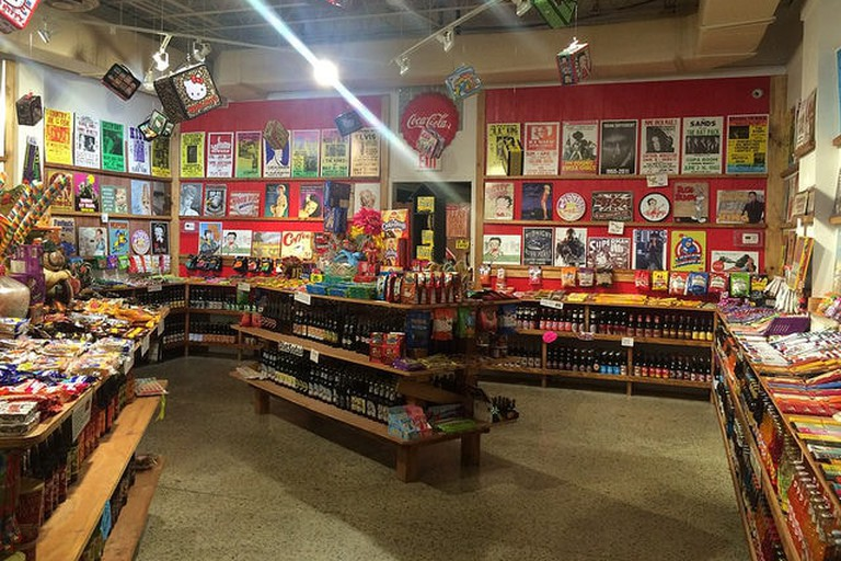 Rocket Fizz, Winter Park
