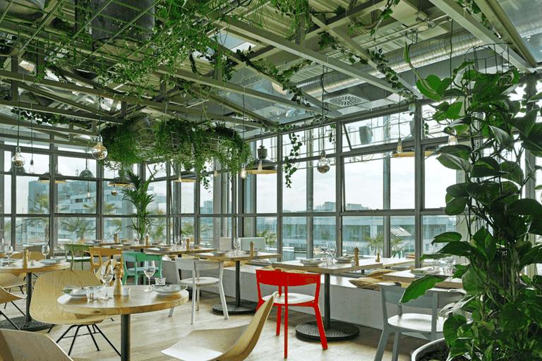 NENI Berlin interior
