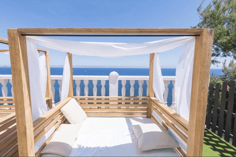 Bali bed at azuLine Club Cala Martina Ibiza