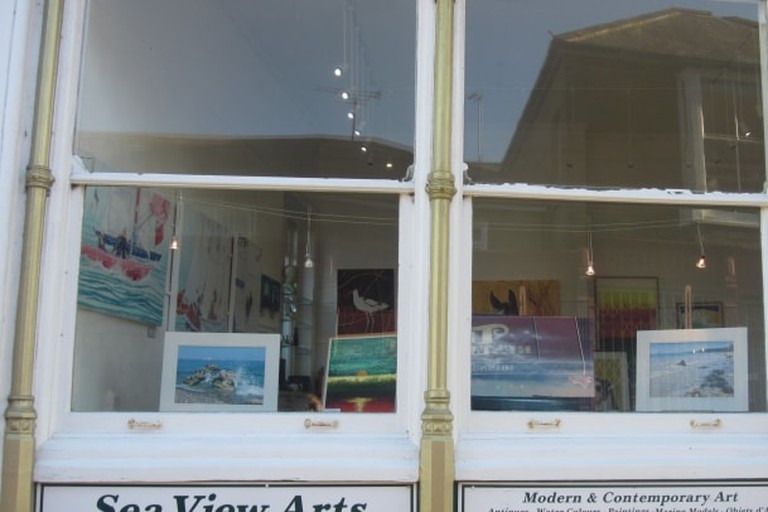 Seaview Art Gallery, Isle of Wight