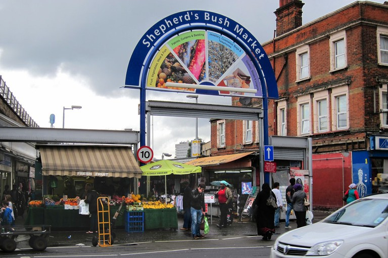 Shepherds Bush Market