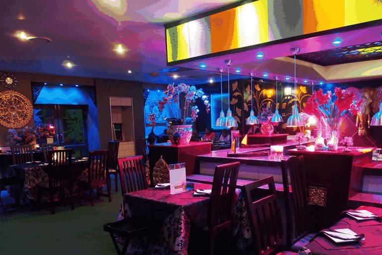Fusionista Restaurant, Johannesburg