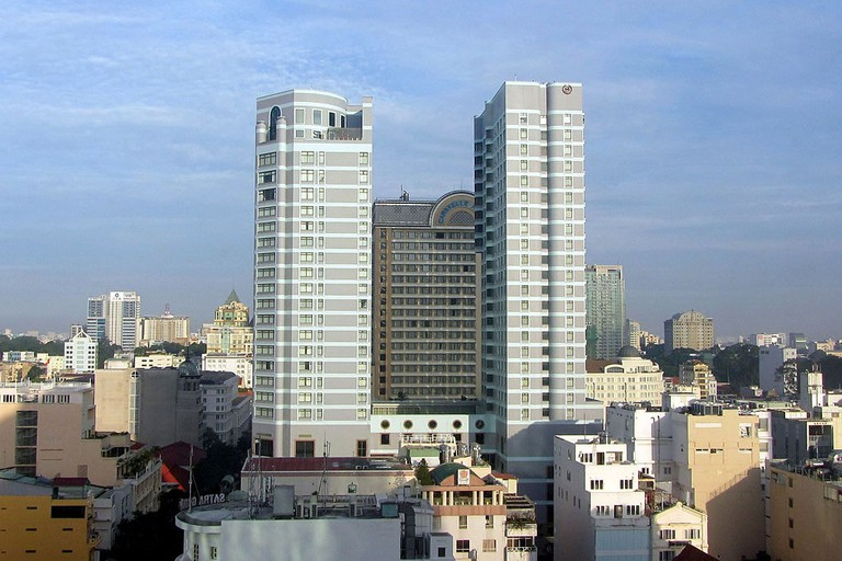 Towers of the Sheraton Hotel