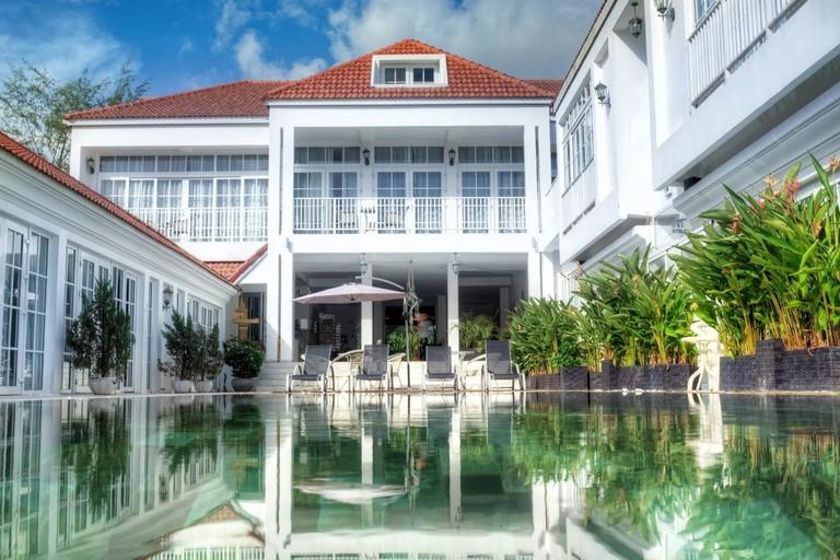 White Boutique Hotel & Residences, Sihanoukville