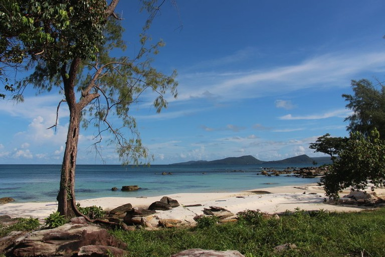 Nature Beach, Krong Preah Sihanouk
