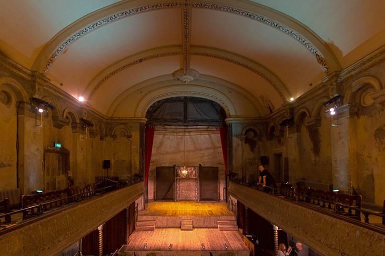 Wilton's Music Hall