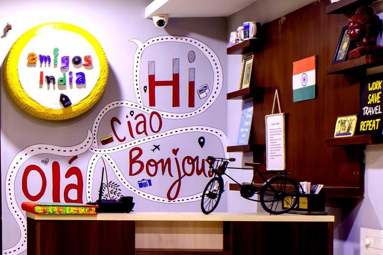 Amigos India, New Delhi