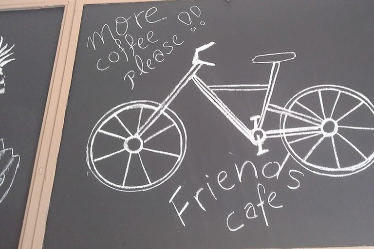 Courtesy of Friends Cafe