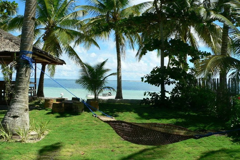 Romantic Beach Villas