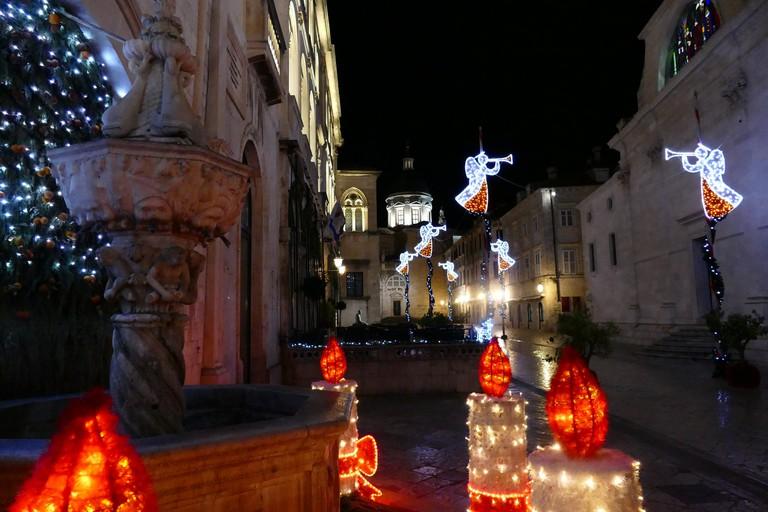 Dubrovnik Christmas Market | © Donald Judge/Flickr