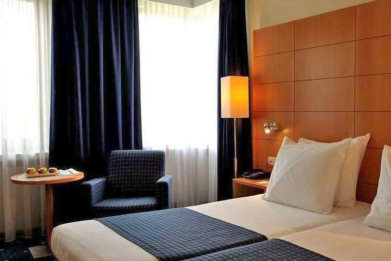 Stenden Hotel, Leeuwarden.