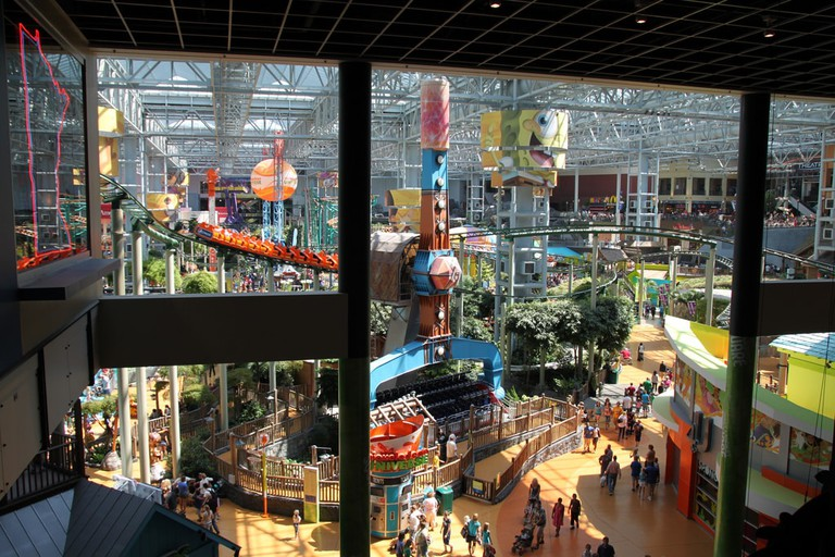 Nickelodeon World at the Mall of America | © Tim Bartel/Flickr