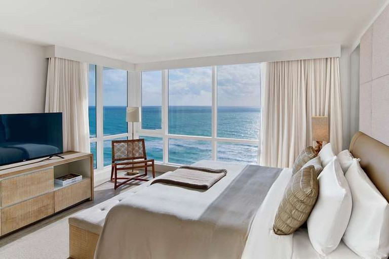 Go eco-friendly at 1 Hotel South Beach