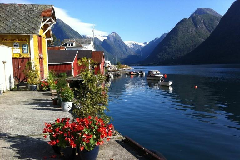 Mundal is a book town | Courtesy of Den norske bokbyen