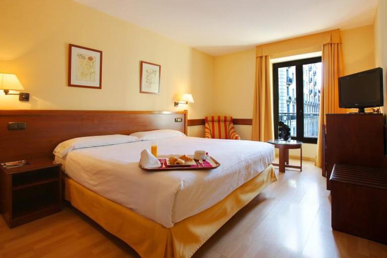 Hotel Oriente, Zaragoza