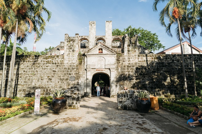 Fort San Pedro, Cebu, Phillipines