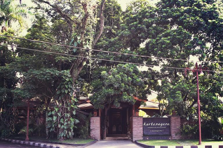 Kertanegara Restaurant, Malang