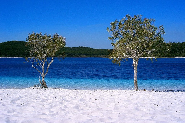 Lake McKenzie |