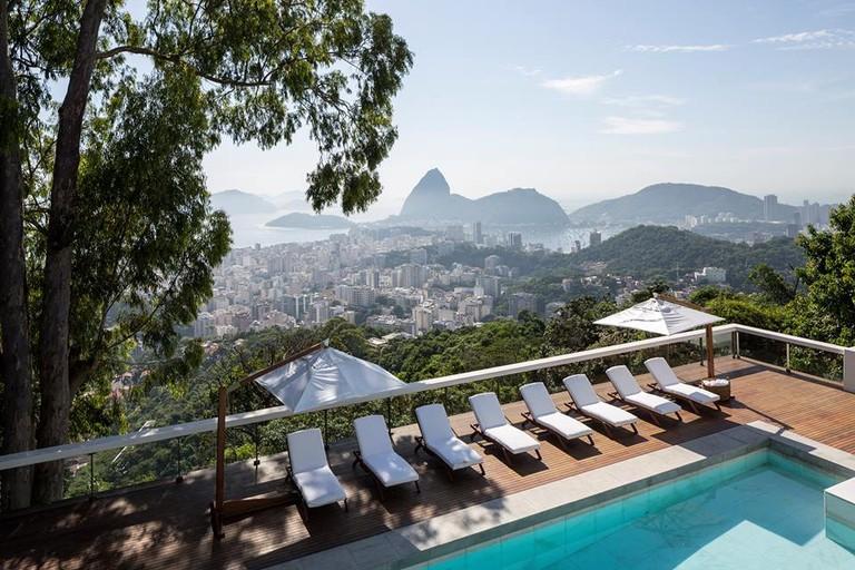 Vila Santa Teresa,Rio de Janeiro