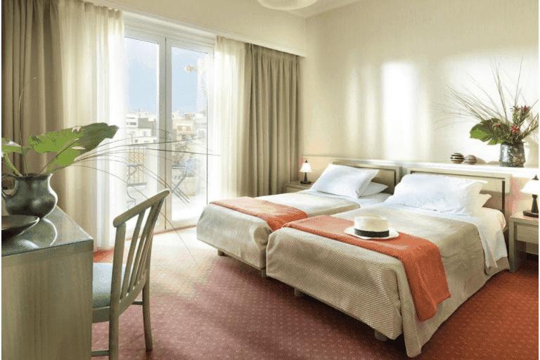 Adrian Hotel, Athina