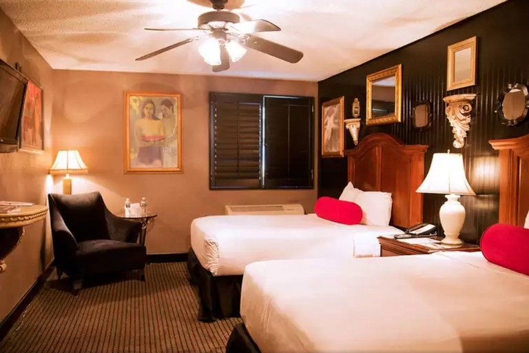 Artisan Hotel Boutique has 64 rooms and suites